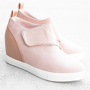 Women's Casual Leisure Shoes Monk-Straps Round Toe Comfortable Loafers Boots