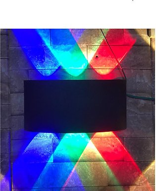 RGB Up and Down 6 Bulb LED Light/Wall Sconce