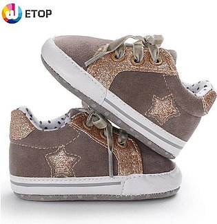 Baby sneakers baby Shoe Toddler shoes baby shoes girl girls boy toddler slipper…