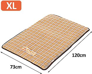 73x120cm Large Waterproof Washable Pet Mat Cat Dog Litter Urine