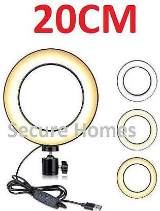 Selfie Ring light 16cm,20cm,26cm,36cm Selfie Ring LED Ring Light for Live strea…