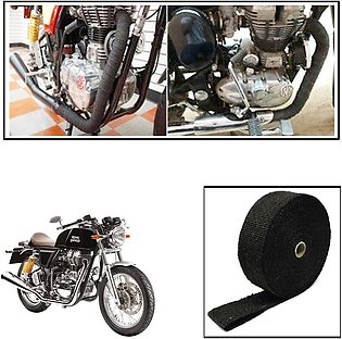 Motorcycle Exhaust Heat Wrap Protection Header Tape