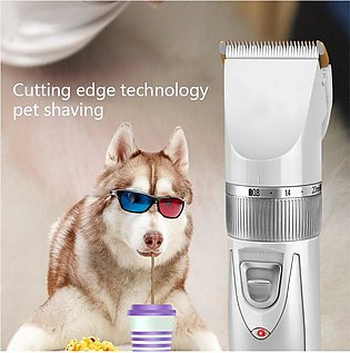 DALING Dog Clipper Professional Pet Grooming Hair Clipper Blade Pet Trimmer For…