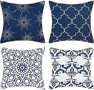 Throw Pillow Covers Modern Decorative Throw Pillow Case Cushion Case for Room B…