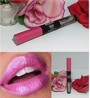 Long Lasting Matt Double Lipgloss - Sweet Cherry