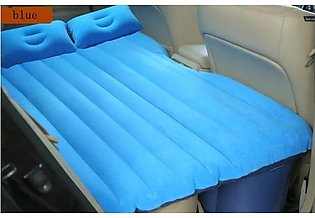 Car Air Mattress Travel Bed Car Back Seat Cover Inflatable For Corolla Altis