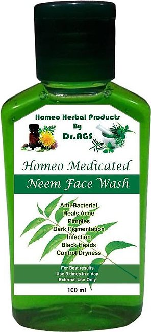 Neem Face Wash-100ml
