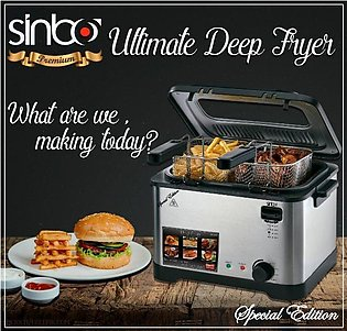 Turkish 4.0 Liter Deep Fryer
