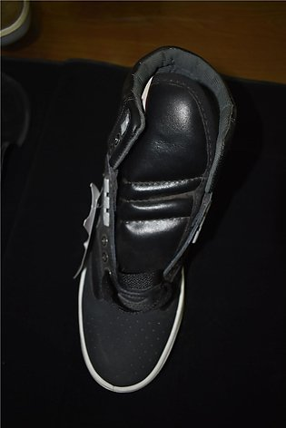 Servs Leather Material Shoes For Men