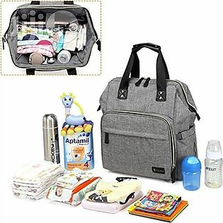 Multifunctional Mummy Maternity Nappy Diapers Bag Large Capacity Baby Bag Trave…