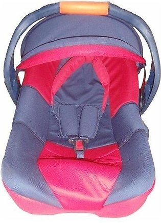 Baby Carry Cart & Car Seat - Jumbo - Blue & Red