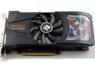 PowerColour Edition AMD Radeon HD 6850 Graphic Cards-Fast and Ultra HD Gaming