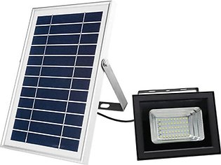 RGB Solar LED Flood Lights, 50W Color Changing Outdoor Security Floodlight, IP6…