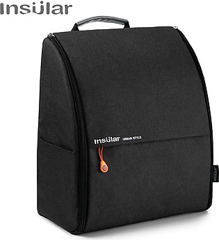 Insular Unisex Polyester Large Mommy Daddy Backpack Baby Clothes Diaper Nappy M…