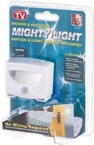 Motion Censored Activated Led Mighty Lights