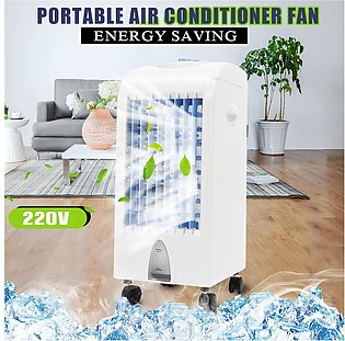 Portable Air Conditioner Air Conditioning Fan Water Ice Cooler Humidifier Room