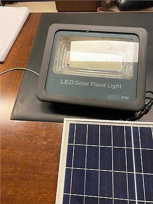 60W Solar Flood Light hot sale 2020 new unique commercial residential Waterproo…
