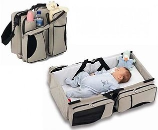 Pack of Baby Bag And Cot