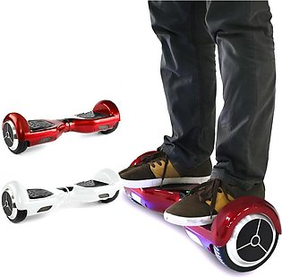 Electric Hoverboard Self Balancing Scooter 6.5inch, Wheel with Bluetooth & LED …