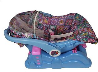 Baby Car Seat and Carrier - Blue