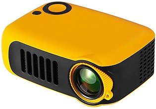 A2000 mini pico projector home 1080P HD projector HDMI USB multiple