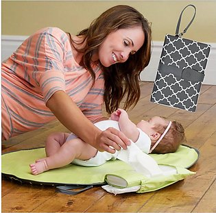 Best Quality Waterproof baby changing mat sheet portable diaper changing pad tr…