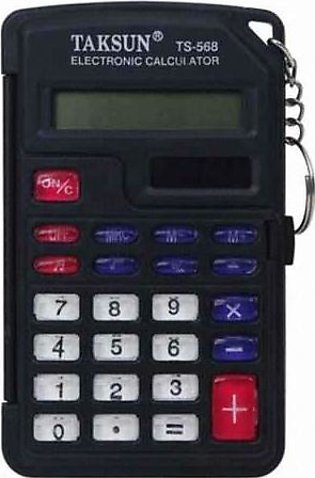 Calculator TS-568 dual power big screen calculator office portable computers
