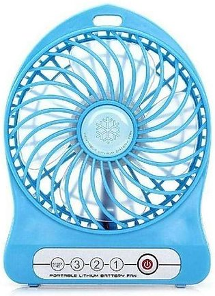 Mini Portable Rechargeable Fan - other -