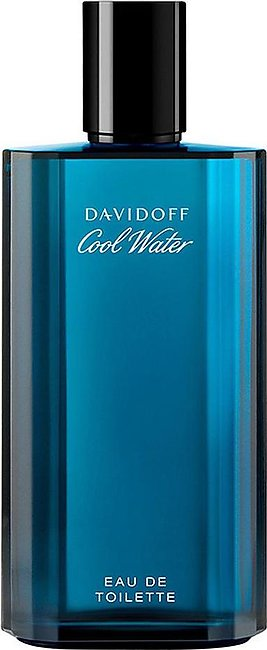 Cool Water Branded Perfume for Men - 125ml