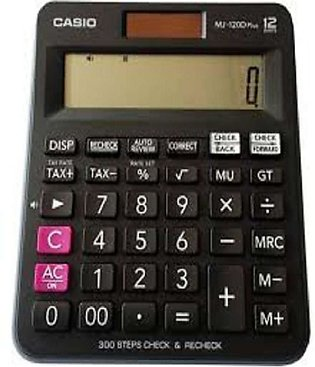 Calculator - MJ-120 - 12 Dgits - Original