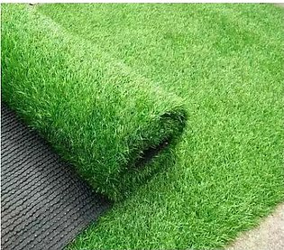Artificial Grass Green 25MM 10FT x 13FT (130 SQFT) - Indoor Outdoor Garden Lawn…