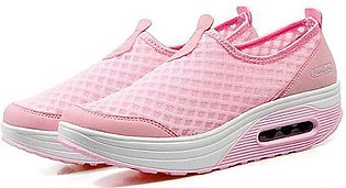Fashion US Size 5-11 Women Mesh Breathable Outdoor Sport Running Shoes Sneakers…