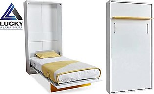 Single Bed Wall Bed Murphy Bed Folding Bed With Mattress