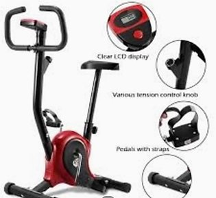 Exercise Bike Training Bicycle Cardio Fitness Sports Cycling Workout