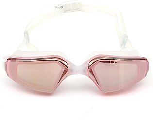 Plating Adult Non-Fogging Swimming Goggles Swim Glasses Adjustable UV Protectio…