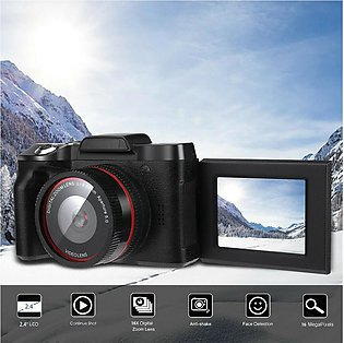 1080P Digital Video Camera Camcorder 16MP Digital Zoom Screen Flip screen selfi…