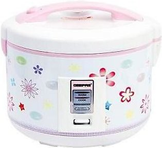 G R - Electric Rice & Pressure Cooker
