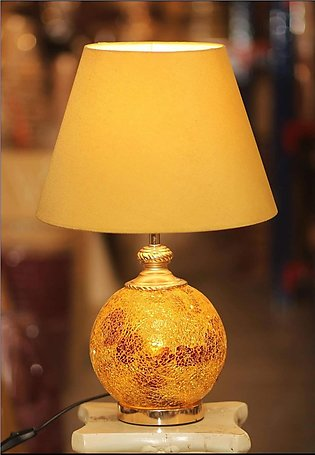 IMPORTED DOUBLE LIGHT TABLE LAMP