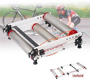 【OutdoorTrip】Unviersal 21''-38'' Cycling Bicycle Bike Stationary Roller Trainer…