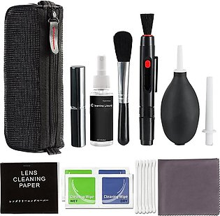 Professional Camera Cleaning Kit for Canon/Nikon/Pentax/Sony DSLR Cameras Lens …