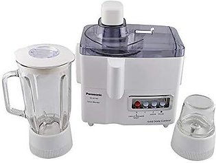 National 3 in 1 Juicer, Blender Grinder Machine - Standard Quality
