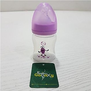 Special Latest Design Cartoon Printed Baby Infant Plastic Feeder Bottle In PURP…
