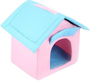 Portable Foldable Breathable Pet Tent House Sleeping Bed for Small Medium Size …