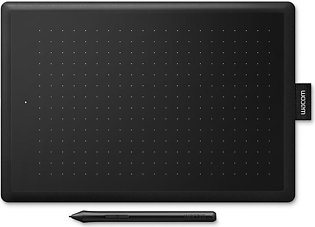 Wacom One By Ctl- 672 Digital Graphic Drawing Tablet Pad