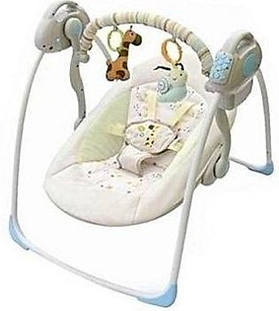 Imported Joy Maker Electrical baby Swing Bouncer - Multicolor
