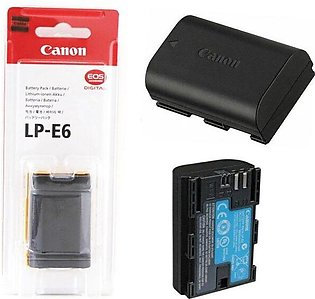 Canon LP-E6 Battery for Canon EOS 5D Mark II III IV,70D,5Ds,80D, 7D Mark II & 6…