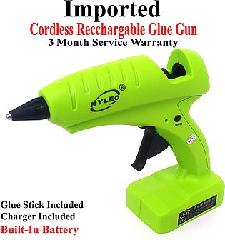 Imported Automatic Wireless Rechargeable Cordless Thermostat Electric Glue Gun …