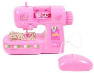 Battery-operated sewing machine Funny Friend