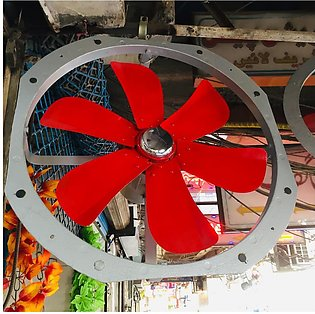 Silver Winding High Speed Round Exhaust Fan Long Lasting Motor with 2 years War…