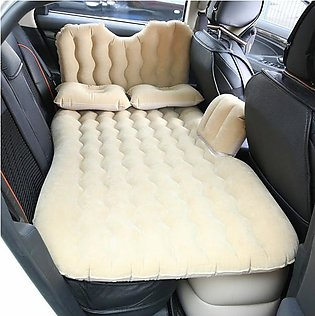 Car Air Mattress Travel Bed Car Back Seat Cover Inflatable For Corolla Gli (201…